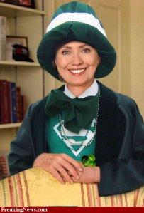 Leprechaun-Hillary-Clinton