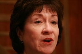 Senator Collins Shocked at Coast Guard Cuts