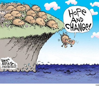obama lemmings