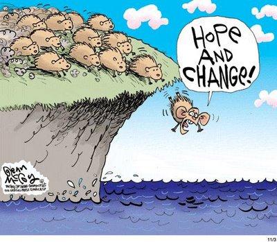 obama lemmings