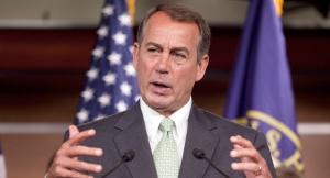 Boehner- low profile please