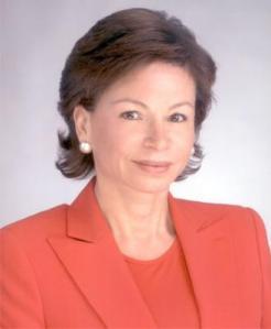 Iranian Born Valerie Jarrett