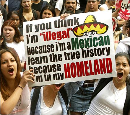 Mexican Homeland
