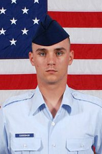 Zachary Cuddeback was one of the two U.S. airmen killed Wednesday in Germany