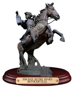 Bunkerville 2016 Paul Revere Award Winner